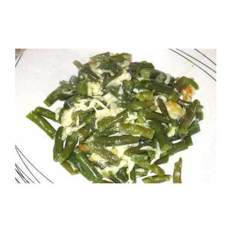 Фасоль зеленая табака