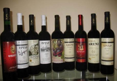 Вино Арени