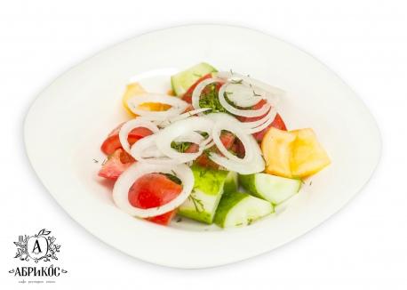 Овощи по-гречески