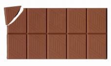 Шоколадная плитка в ассортименте