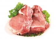 Свинина на кости 1 кг